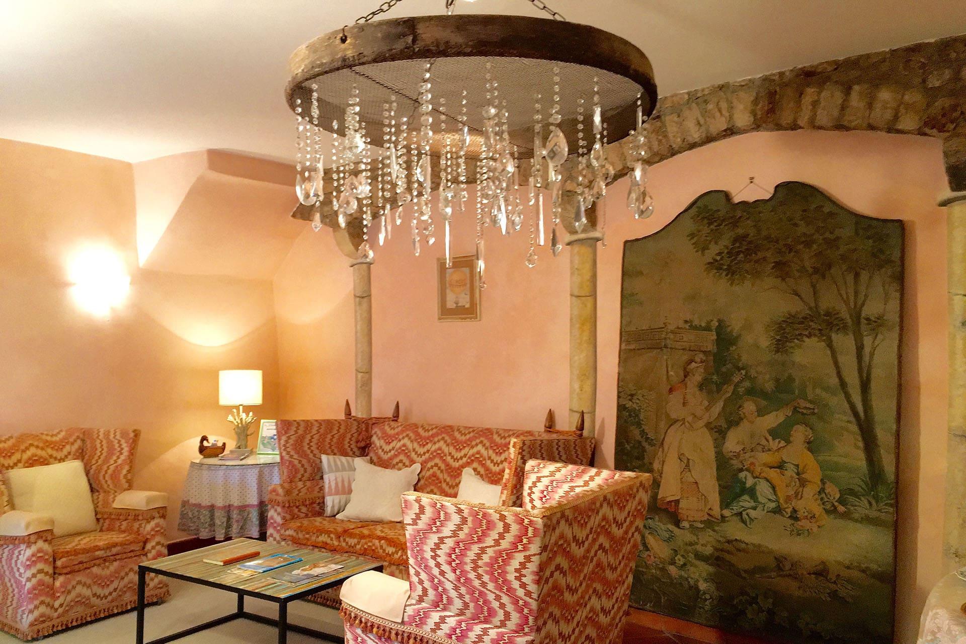 cozy living room - Domus Doull Villa